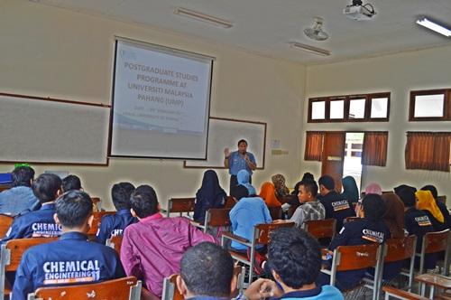 Ahamad Zaid Sulaiman (UMP) berkunjung di Teknik Kimia (5)