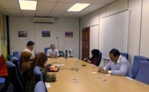 At University of Malaysia Pahang