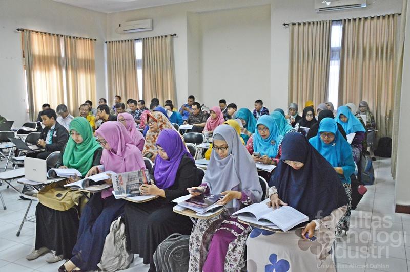 Workshop Capaian Kinerja Dan Evaluasi Fakultas, Program Studi Tahun 2018