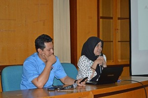workshop Internasional dibidang keamanan informasi