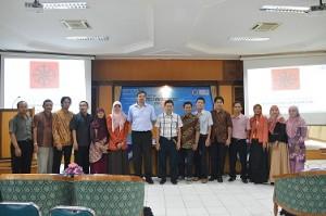 Foto Bersama dengan Prof. Dr. Matthias Ludwig