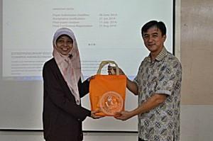 Studi Banding FTI UAD di Universitas Ciputra Surabaya