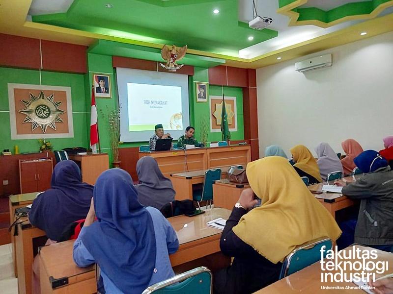 FTI UAD, Universitas Ahmad Dahlan