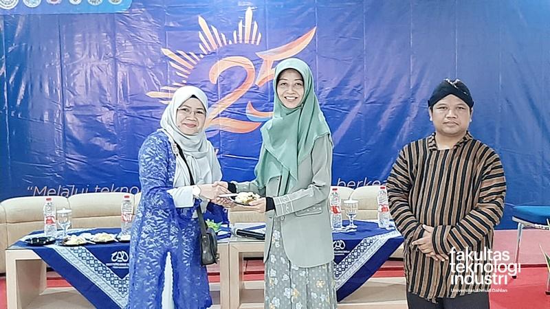 Fakultas Teknologi Industri Universitas Ahmad Dahlan (FTI UAD)