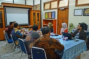 FTI UAD Menerima Kunjungan Studi Banding FT UMY (4)