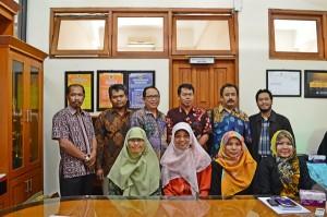 FTI UAD Menerima Kunjungan Studi Banding FT UMY (8)
