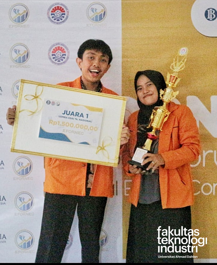lomba Economic Forum and National Essay Competition (EFORNEC) 2019
