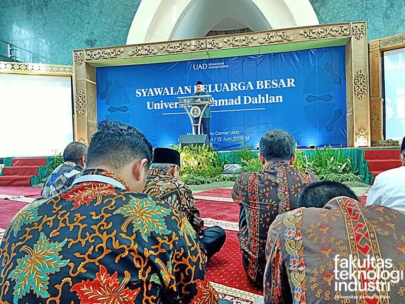 Fakultas Teknologi Industri Universitas Ahmad Dahlan (UAD)