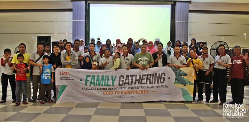 Universitas Ahmad Dahlan (UAD) Family Gathering
