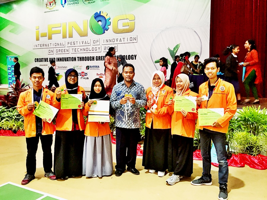 i-FINOG 2018 Teknik Kimia FTI UAD