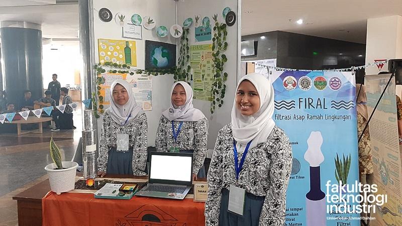 I-REON Teknik Industri Universitas Ahmad Dahlan