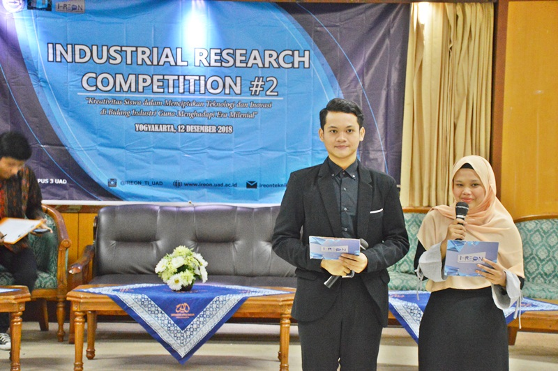 Industrial Research Competition