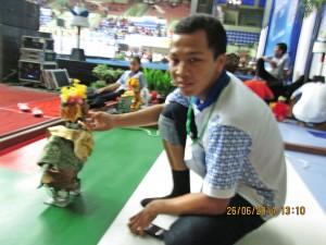 TIM robot FTI