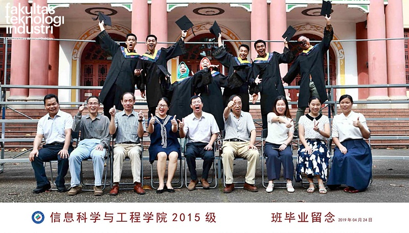 Joint Degree University for Nationalities (GXUN) China (Teknik Informatika Universitas Ahmad Dahlan)