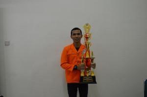 Juara 1 Egsa 2013