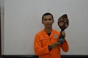 Juara 1 Lomba Wisata Gunungkidul