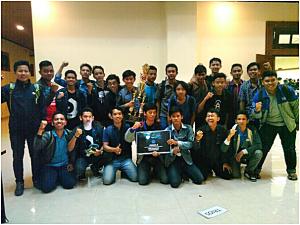 Juara 2 Technocroner 2016