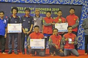 Juara II, III, Inovasi terbaik KRI Regional 2015 (3)