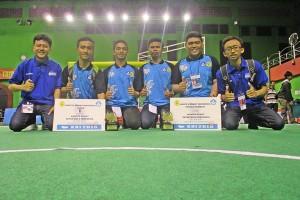 Juara II, III, Inovasi terbaik KRI Regional 2015 (4)