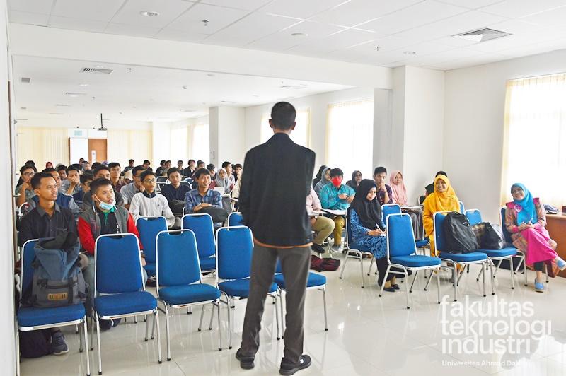 Teknik Informatika Universitas Ahmad Dahlan