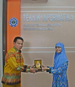 Kunjungan Univ. Lancang Kuning Riau (1)