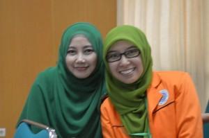 Ir. Siti Jamilatun, M.T & Samihah Yahayor