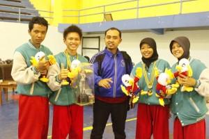 Mahasiswa Elektro Turut Harumkan UAD di Airlangga Championship Tapak Suci National Open Cup 2014 (4)