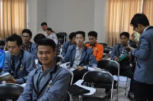 Mahasiswa UAD dan UMP