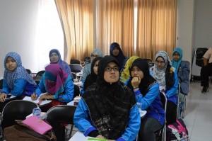 Mahasiswa UMP & FTI