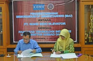 MoU PT. Kone Indo Elevator (2)