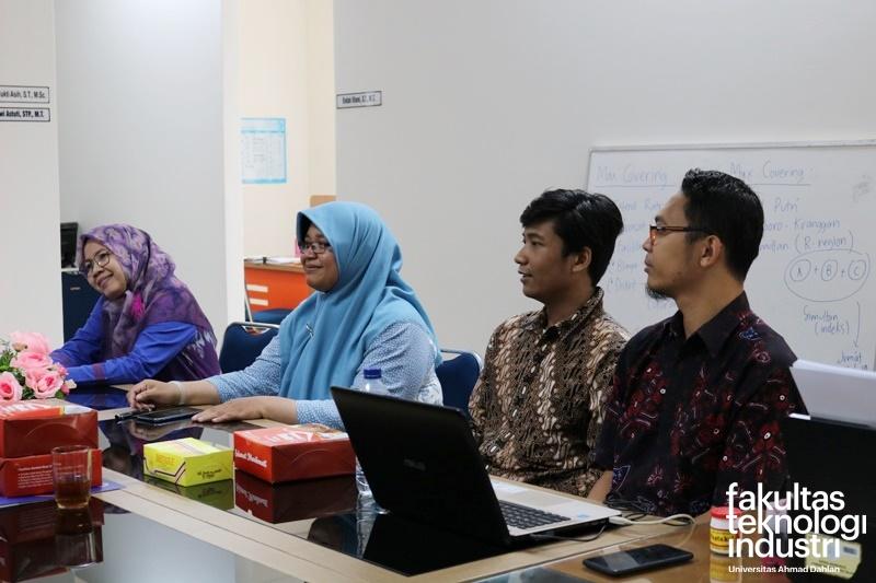 Memorandum of Understanding (MoU) Antara PT. Deltomed Laboratories Wonogiri Dengan FTI UAD