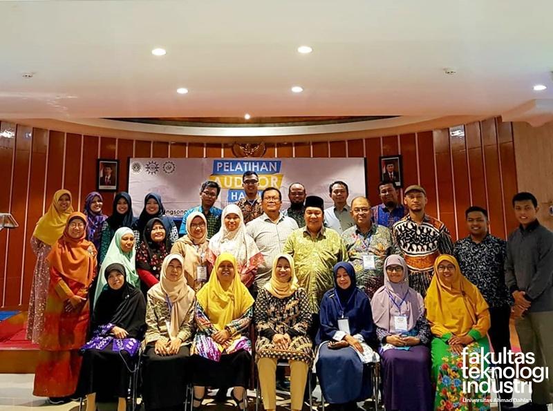 Pelatihan Auditor Halal