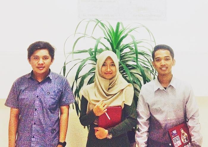 "Anton Yudhana, S.T., M.T., Ph.D. Mengantarkan Tim PKM-KC FTI UAD ""QURSI GENIT  Lolos Pendanaan PKM DIKTI 2018"