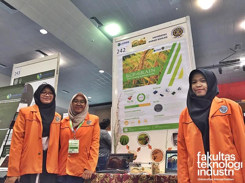 RCP-GRAIN Teknik Elektro Universitas Ahmad Dahlan (UAD) IFINOG 2019