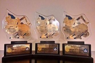 Robot UAD Juara KRI Regional III 2015 (2)
