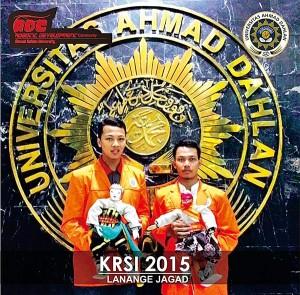 Robot UAD Juara KRI Regional III 2015 (4)