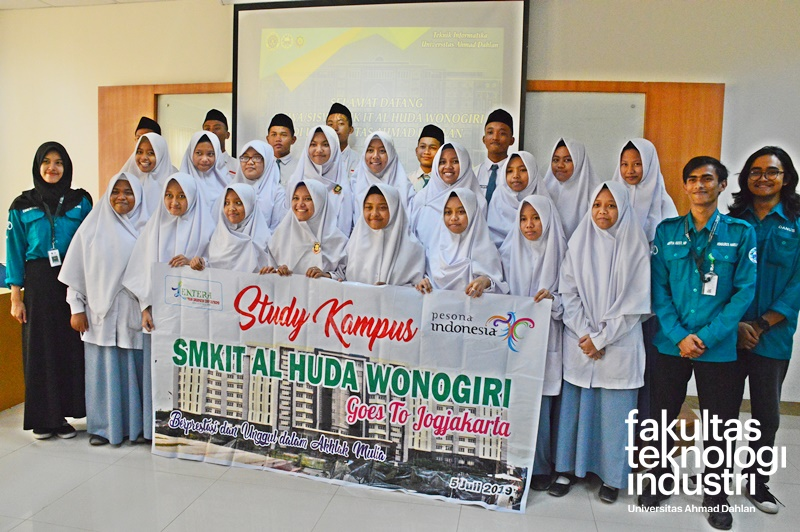 SMK IT Al Huda Wonogiri