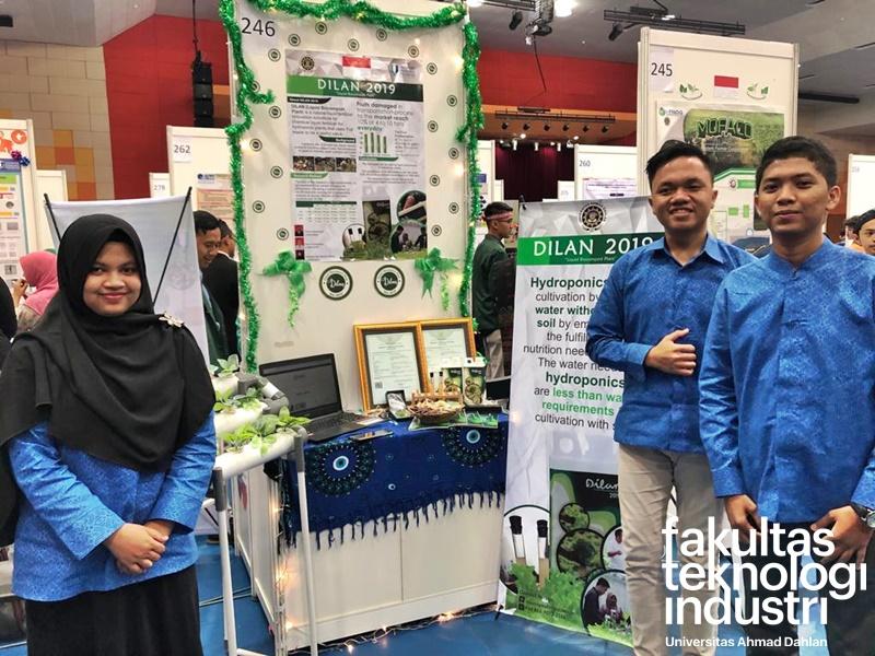 TIM DILAN Universitas Ahmad Dahlan (UAD) IFINOG 2019