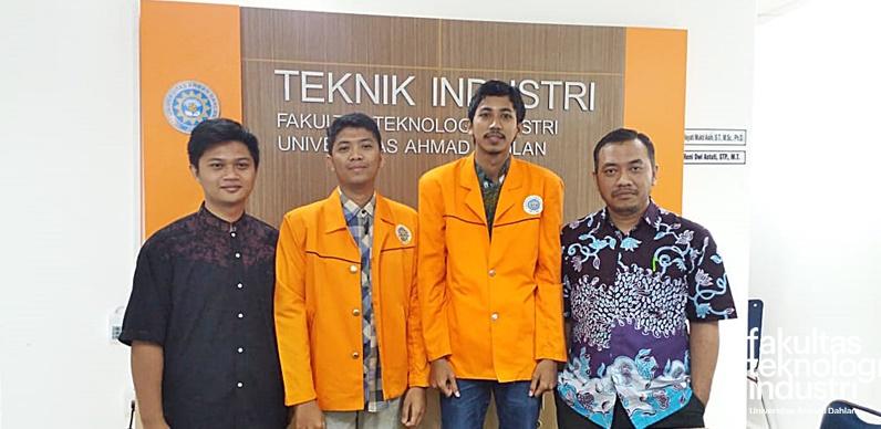Teknik OIndustri Universitas Ahmad Dahlan