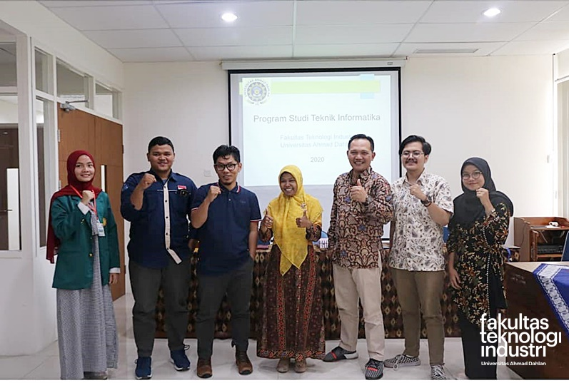 Teknik Informatika Fakultas Teknologi Industri Universitas Ahmad Dahlan