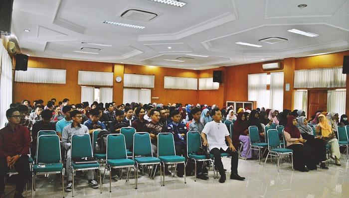 Kuliah Tamu Teknik Kimia FTI UAD