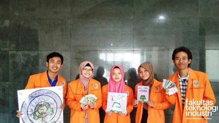 Universitas Ahmad Dahlan PIMNAS XXXII