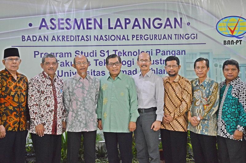 visitasi Teknologi Pangan UAD