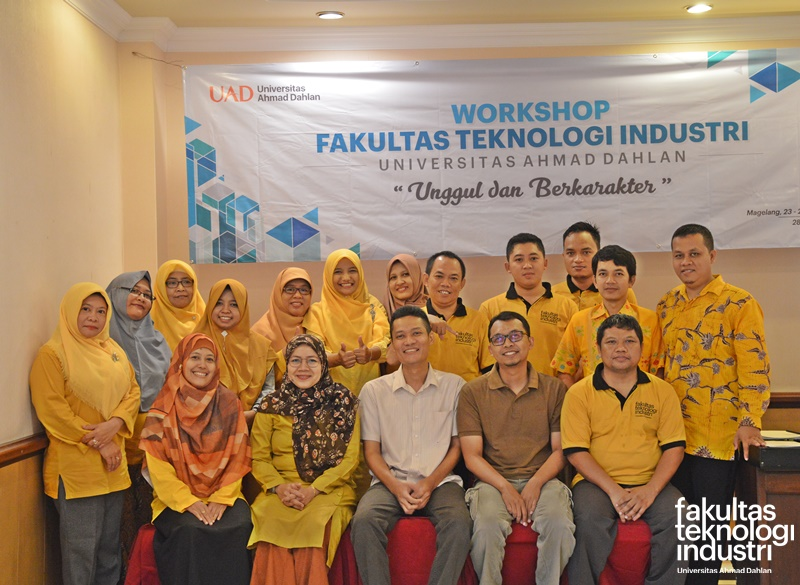 Workshop FTI Universitas Ahmad Dahlan (UAD)