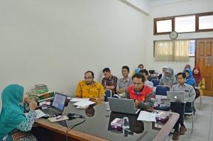 Workshop Pengembangan rencana pembelajaran berbasis KKNI 2015 (2)