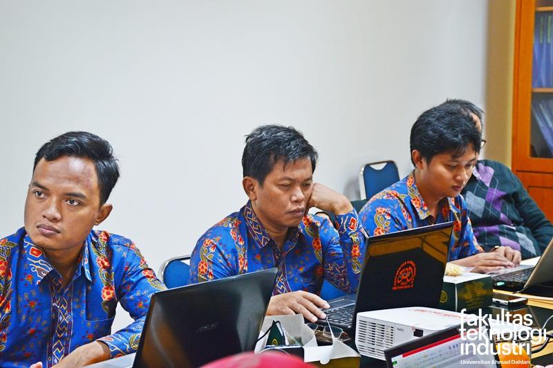 Workshop Sinkronisasi Borang Akreditasi Program Studi Teknik Kimia