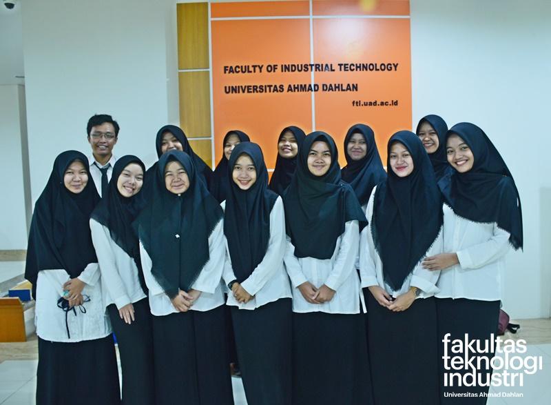 Yudisium Fakultas Teknologi Industri Universitas Ahmad Dahlan (FTI UAD)