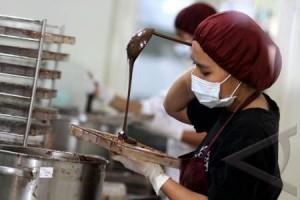 Kunjungan Indutri FTI UAD di Cokelat Monggo