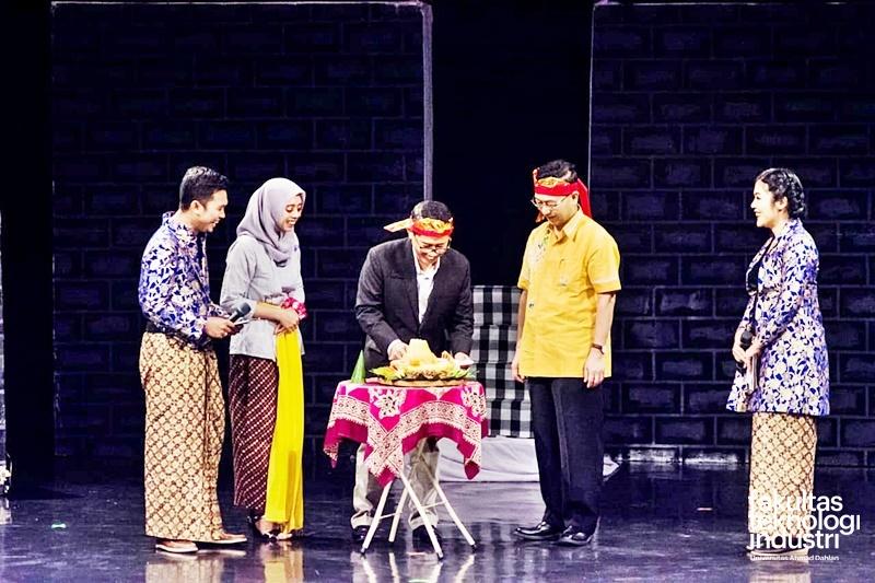 GenWi Teknik Industri Universitas Ahmad Dahlan