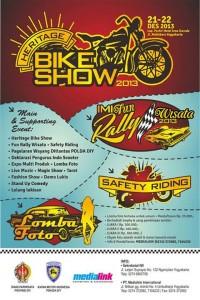 heritage bike show 2013